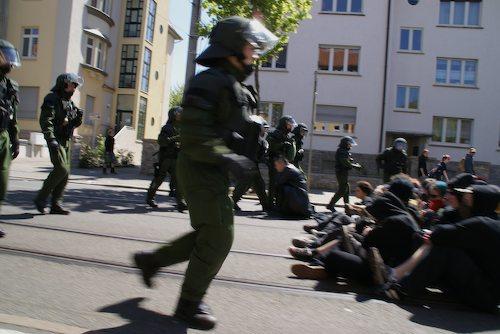 Erfurt 1. Mai