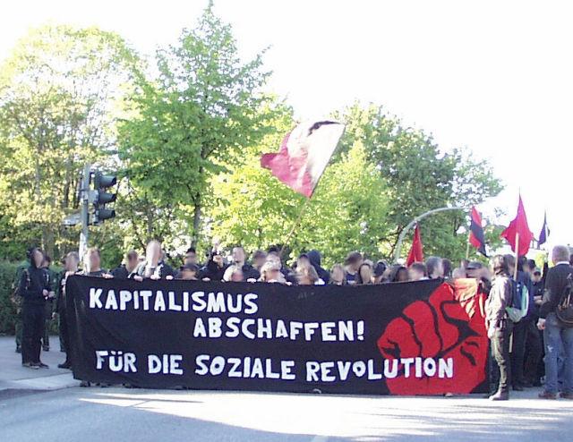 1. Mai Hamburg
